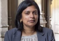 Dr Rupa Huq MP, Labour